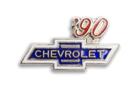 Vintage Chevy 90 Pin