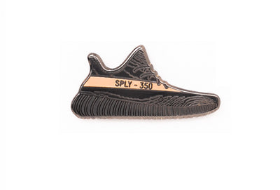 V2 Sneaker Pin - Copper Stripe