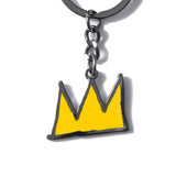 Jean-Michel Basquiat - Crown Keychain