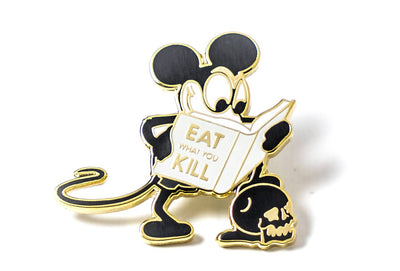 EWYK Mouse pin - Gold