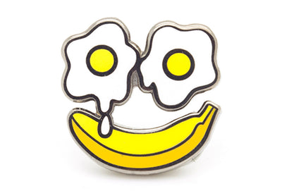 Eggs-cellent Pin