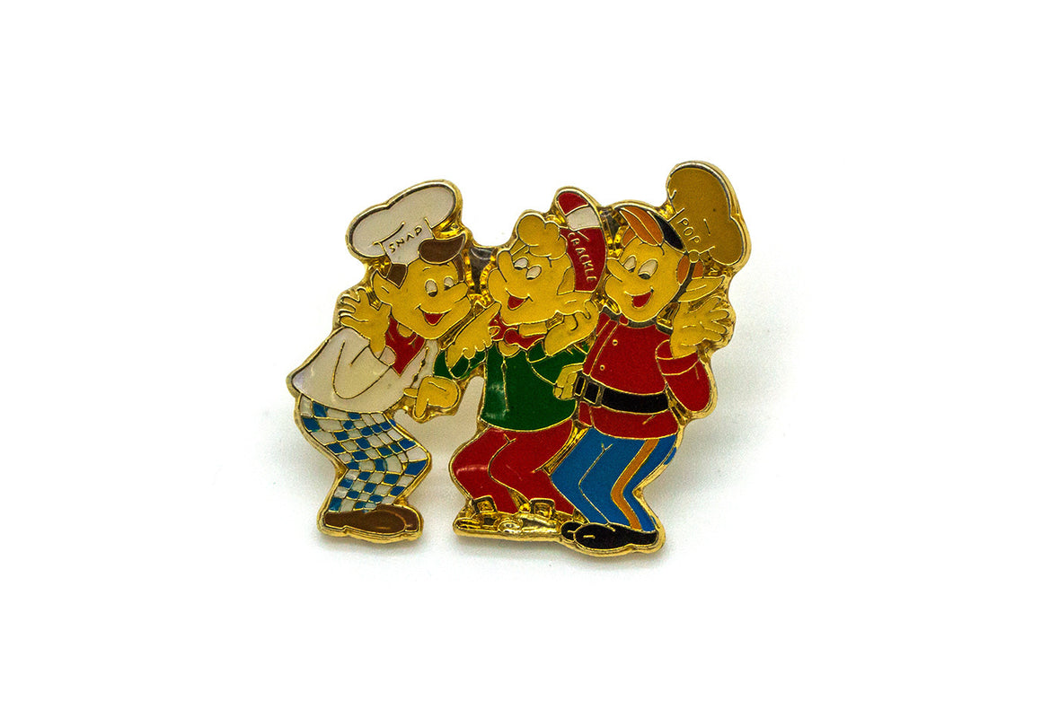 Vintage Snap, Crackle, Pop Pin