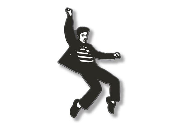 Elvis Presley - Signature Move Pin