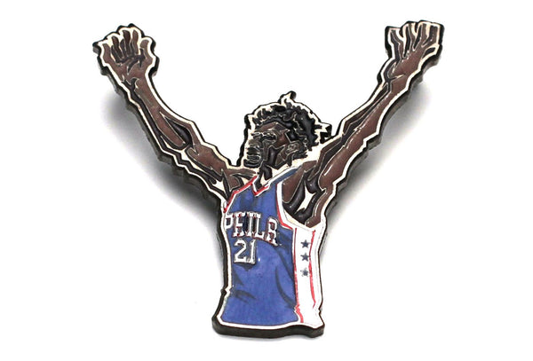 NBALAB x BLOCKNATION - Joel Embiid Pin