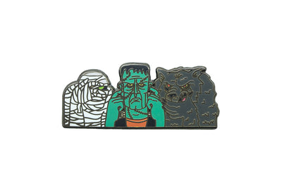 Hear No Evil, Speak No Evil, See No Evil Pin