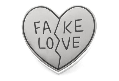 Fake Love Pin