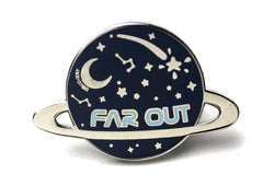 Discovery Channel - Far Out Pin