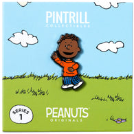 PEANUTS Originals - Franklin Pin
