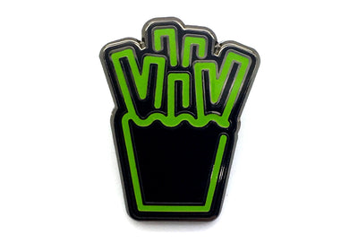 Shake Shack Fries Pin