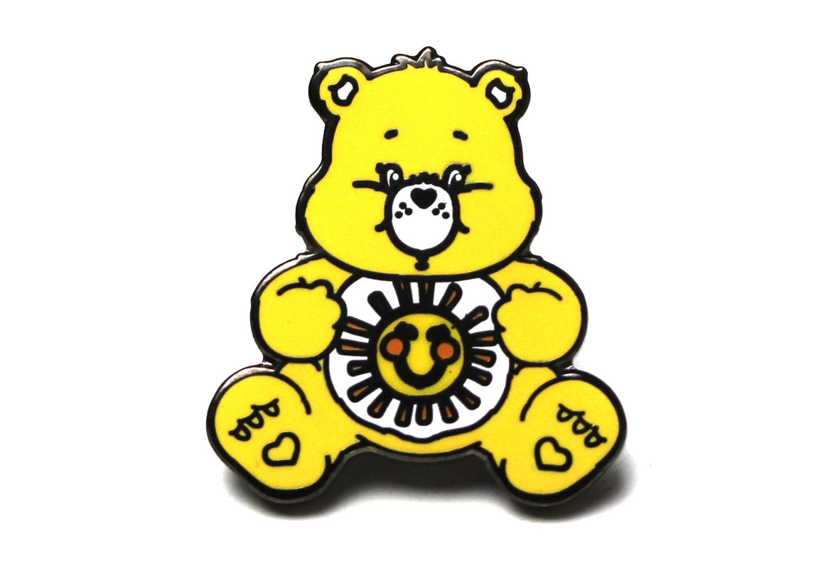 Care Bears - Funshine Bear Pin