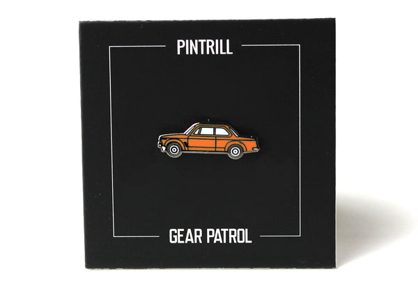 Gear Patrol - The Classic Pin