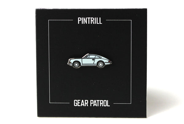 Gear Patrol - The Racer Pin