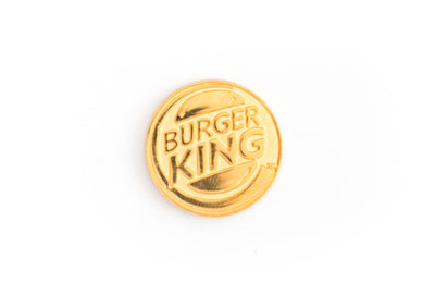 Vintage Burger King Pin 16