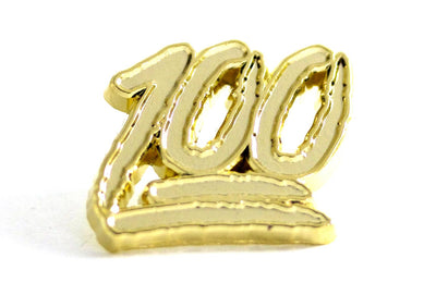 Hundred Pin - Gold
