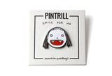 Awards For Good Boys - Smile For Me Pin