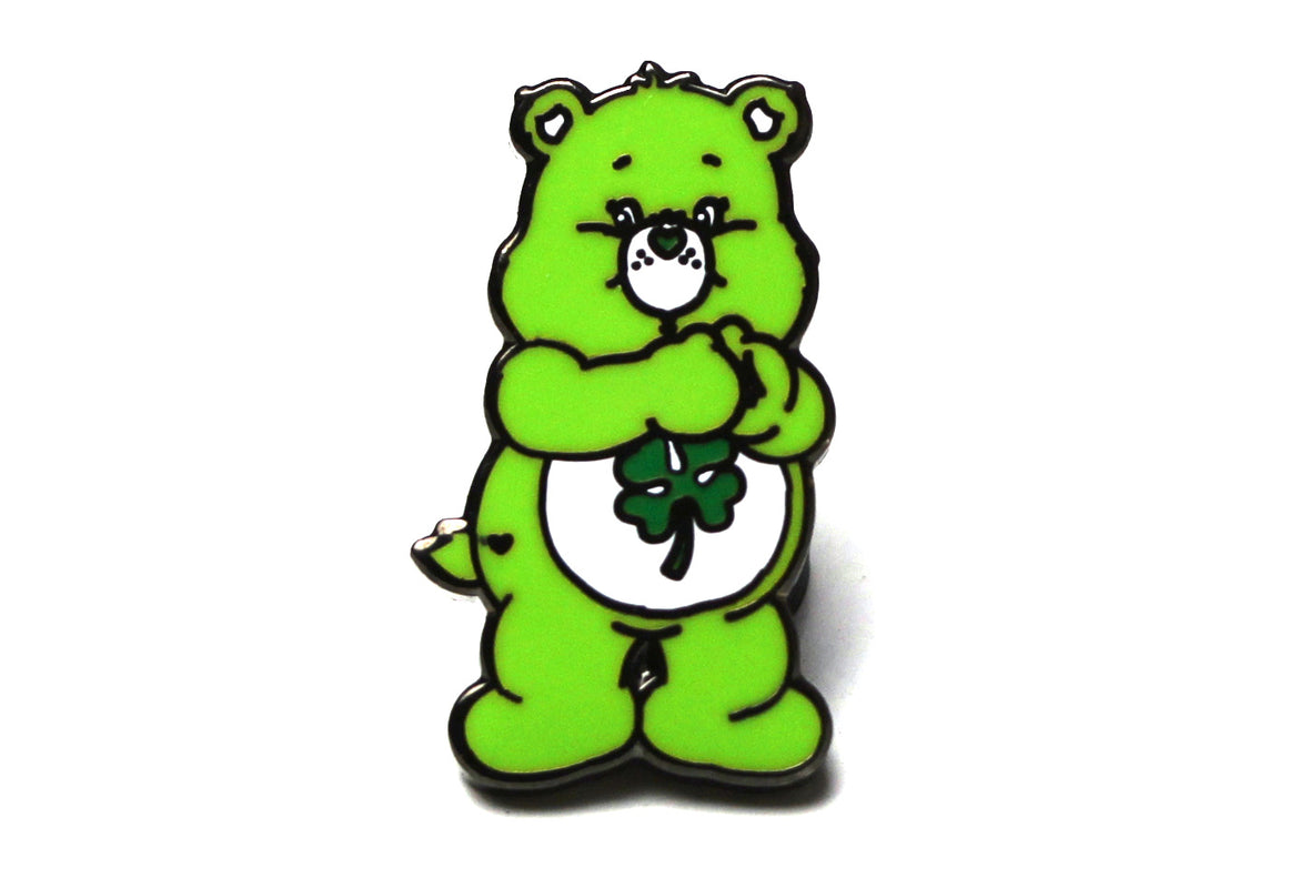 Care Bears - Good Luck Bear Pin
