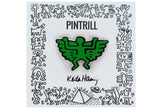 Keith Haring - Angel Pin