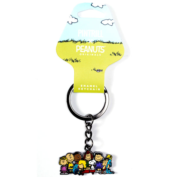 PEANUTS - Group Keychain