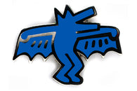 Keith Haring - Bat Dog Pin