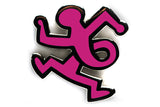 Keith Haring - Twist Man Pin
