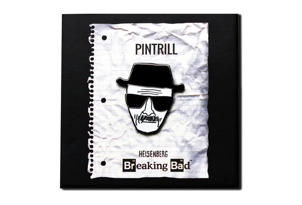 Breaking Bad - Heisenberg Pin