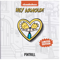 HEY ARNOLD! - Helga's Locket Pin