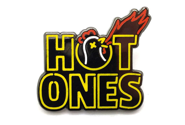 First We Feast - Hot Ones Pin