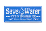 Renaissance Man - Save Water Pin