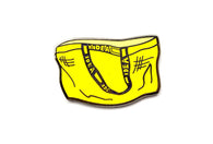 IDEA Bag Pin - Yellow