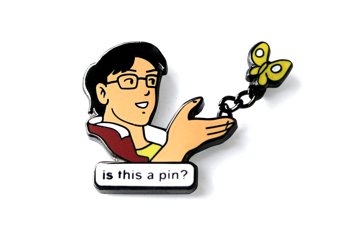 Is This a Pin Pin