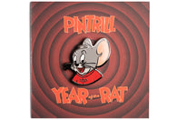 Chinese New Year - Year of the Cartoon Rat Pin