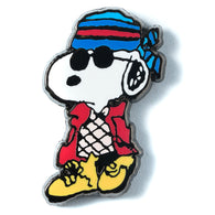 PEANUTS Mood - Joe Grunge Pin