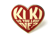 Kiki Love Pin