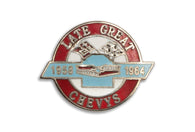Vintage Late Great Chevys Pin