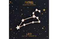 Constellations - Leo Pin