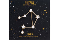 Constellations - Libra Pin