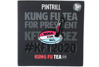 KUNG FU TEA - Boba For All Pin