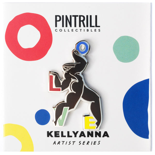 Kelly Anna - Woman 1 Pin