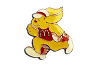 Vintage McDonald's Rabbit Pin
