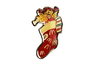 Vintage McDonald's Stocking Pin