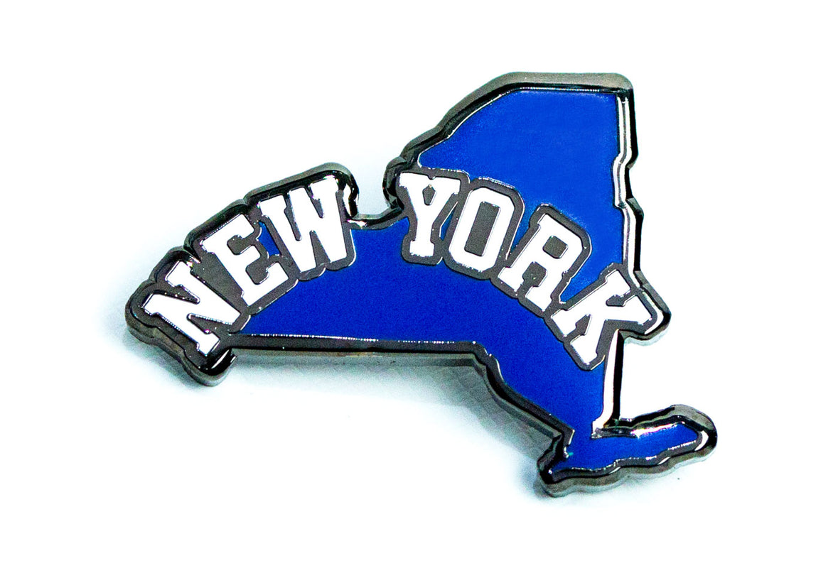 New York State Pin
