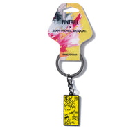 Jean-Michel Basquiat - New York New Wave Keychain