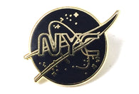 NYSA Pin - Black and Gold