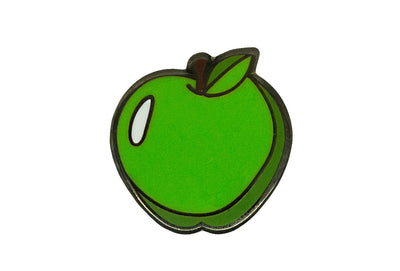 Green Apple Pin