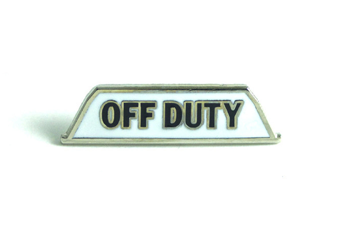 Off Duty Pin