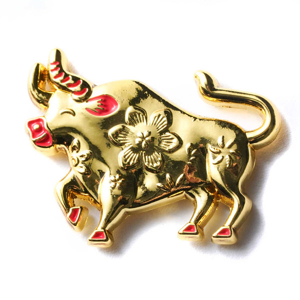 Chinese New Year - Year of the Ox Pin