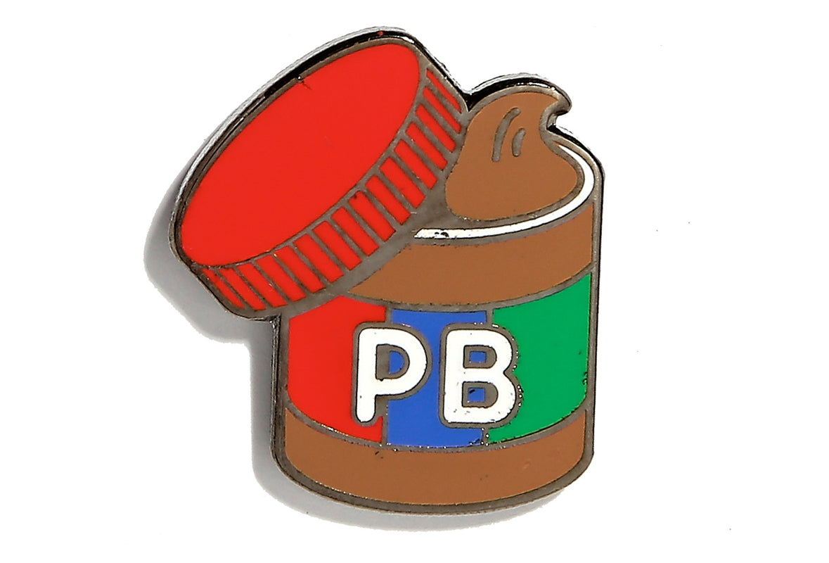 Peanut Butter Pin