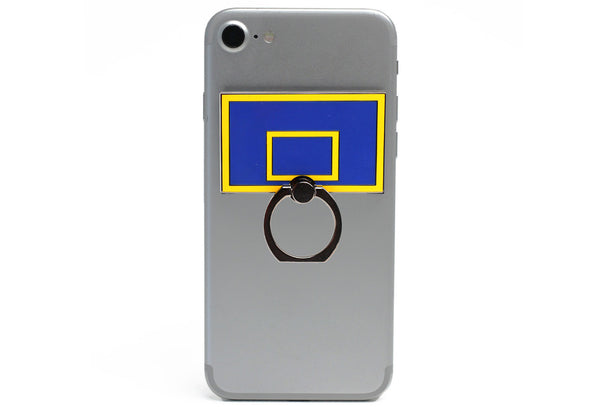 Basketball Hoop Phone Ring - Golden State - PRE-ORDER
