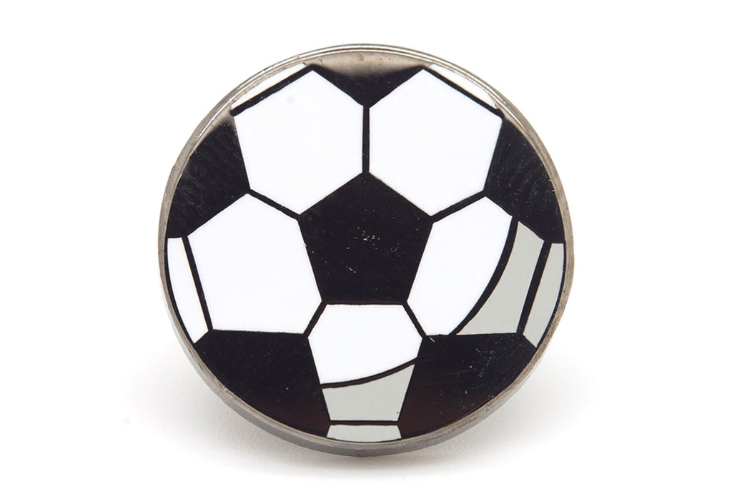 Soccer Ball Pin