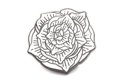 Sophia Chang Rose Pin